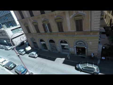 Freedom Traveller Hostel Room Tour - Rome, Italy