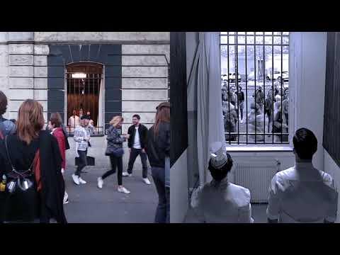 THE MOTH | Raphaël Fabre | Louis de Montgolfier & Hélène Le Ray | Les Barreaux