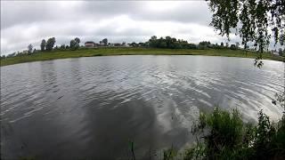 Рыбалка на Уводи, Иваново, ЗЧМ, 3 августа 2019 г.