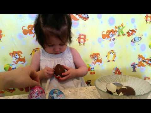 Видео: Киндер Сюрприз Май Литл Пони распаковка игрушек сюрпризов для девочек Kinder Surprise My Little Pony