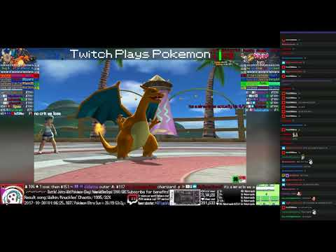 Twitch Plays Pokémon Battle Revolution - Match #95880