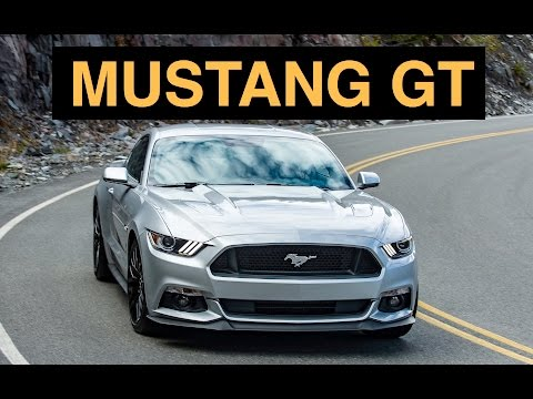 2015 Ford Mustang GT Premium - Review & Test Drive