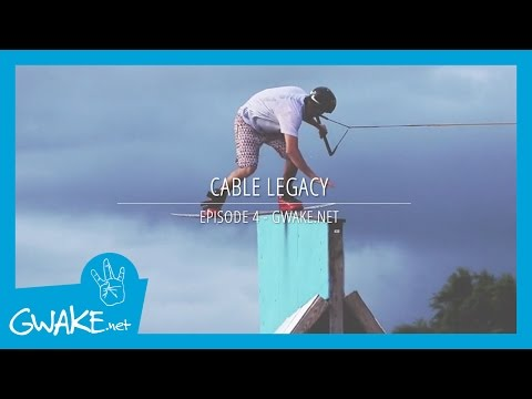 #4 - Cable legacy - Best Wakeboarders Compilation - Gwake.net