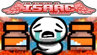 The Binding of Isaac REBIRTH: THE LOST BOUNCES BACK