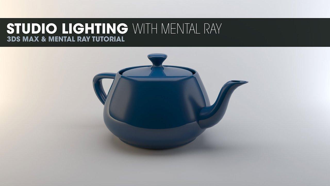 & Studio Lighting in Mental Ray - 3DS Max 2014 - YouTube azcodes.com