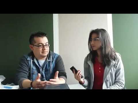 Time For Interviews, MSc. Oscar Moreno