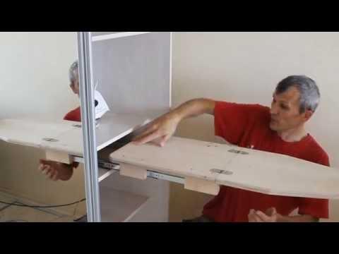видео: Как сделать гладильную доску-трансформер