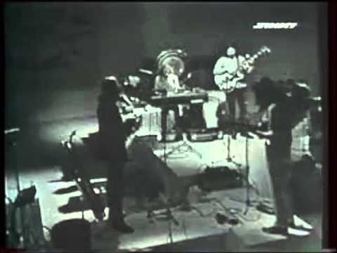 Frank Zappa -- King Kong -- 10/26/68, Paris FR