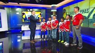 Philippine Wildcats earn return ticket to Pony World Series