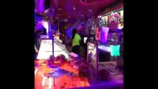 (Vid 1) Glow Party Nights at Archie's Ice Cream - October 2013 Thumbnail