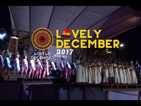 FULL VIDEO OPENING LOVELY DECEMBER IN TORAJA 2017 (PART 1)