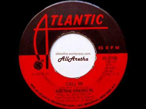 Aretha Franklin - Call Me / Son Of A Preacher Man - 7″ - 1970