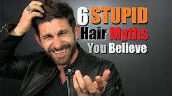 6 Popular Hair MYTHS That Are NOT True. That YOU Believe!