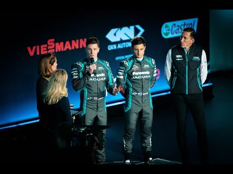 Panasonic Jaguar Racing | Season 6 Launch VLOG