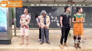 Hài Trung Quốc- Anh Đầu Khấc Bị Đánh