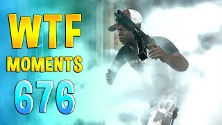 PUBG WTF Funny Daily Moments Highlights Ep 676