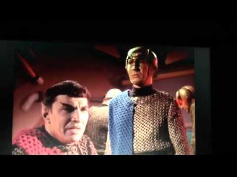 Star Trek Balance of terror 1966 the end