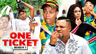ONE TICKET SEASON 1 - New Movie Queen Nwokoye 2019 Latest Nigerian Nollywood Movie Full HD