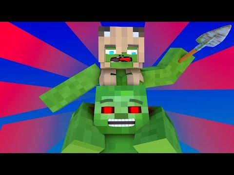 The Minecraft Life of Zomma & ZomBo 'WILD' | ZomBo Minecraft Animation