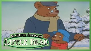 Little Bear | Little Bear And The Ice Boat / Baby Deer / Invisible Little Bear - Ep. 46