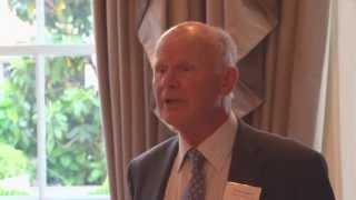 Prof Charles Sheppard at CCT