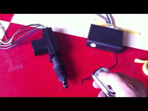 hqdefault remote central lock system youtube vision central locking wiring diagram at readyjetset.co