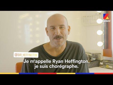Vidéo : Ryan Heffington + Shala + Yonas = l'interview ❤️❤️