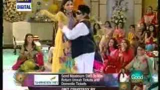 Good Morning Pakistan By Ary Digital - 25th April 2012 [Wedding Week Special Mehndi - 3