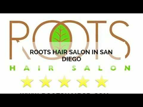 Roots Hair Salon in San Diego