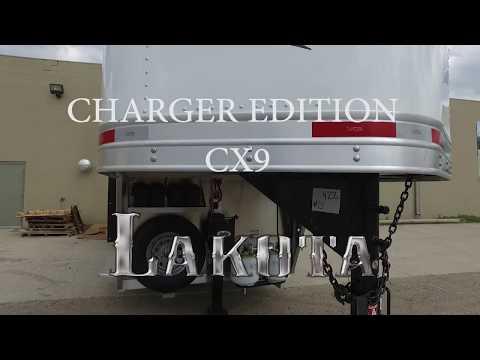 Lakota CX9 Walk Through | Living Quarters Horse Trailer