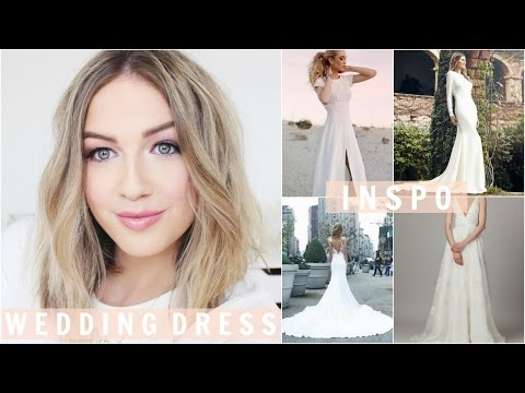 Wedding Weekend: Wedding Dress Inspo (My Favorite Designers & Gowns)