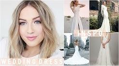 Wedding Weekend: Wedding Dress Inspo (My Favorite Designers & Gowns)