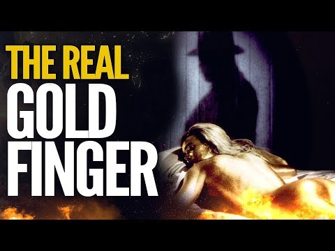 The Real GoldFinger - Who Was This Secretive Banker?