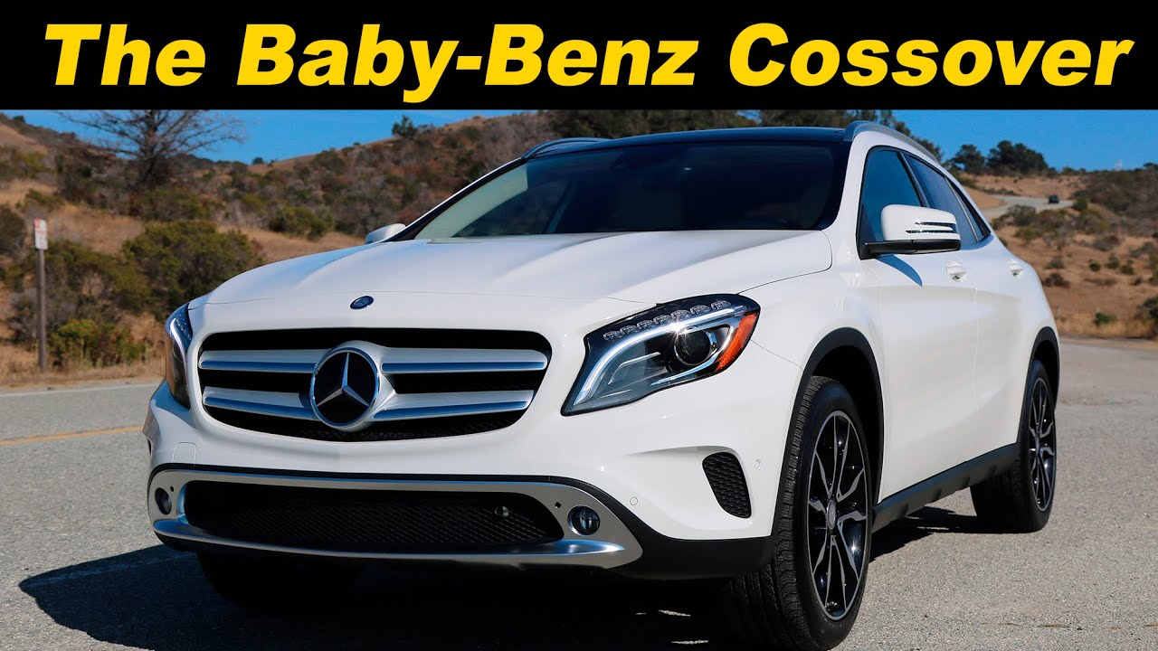 2017 2016 Mercedes Benz Gla 250 Review Detailed In 4k