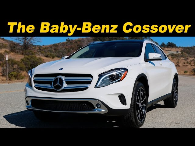 2015 / 2016 Mercedes Benz GLA 250 Review - DETAILED in 4K