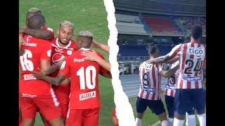 América vs. Junior | Análisis de la final vuelta de la Superliga 2020