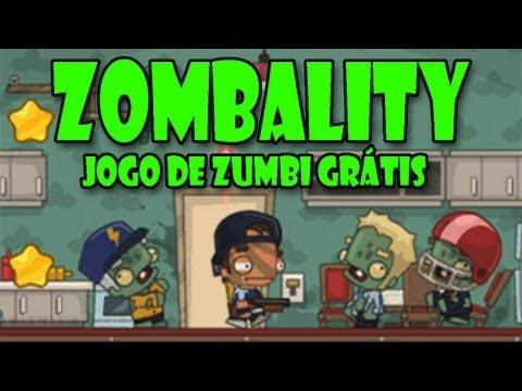 Zombality – Matar Zumbis dá XP!!!