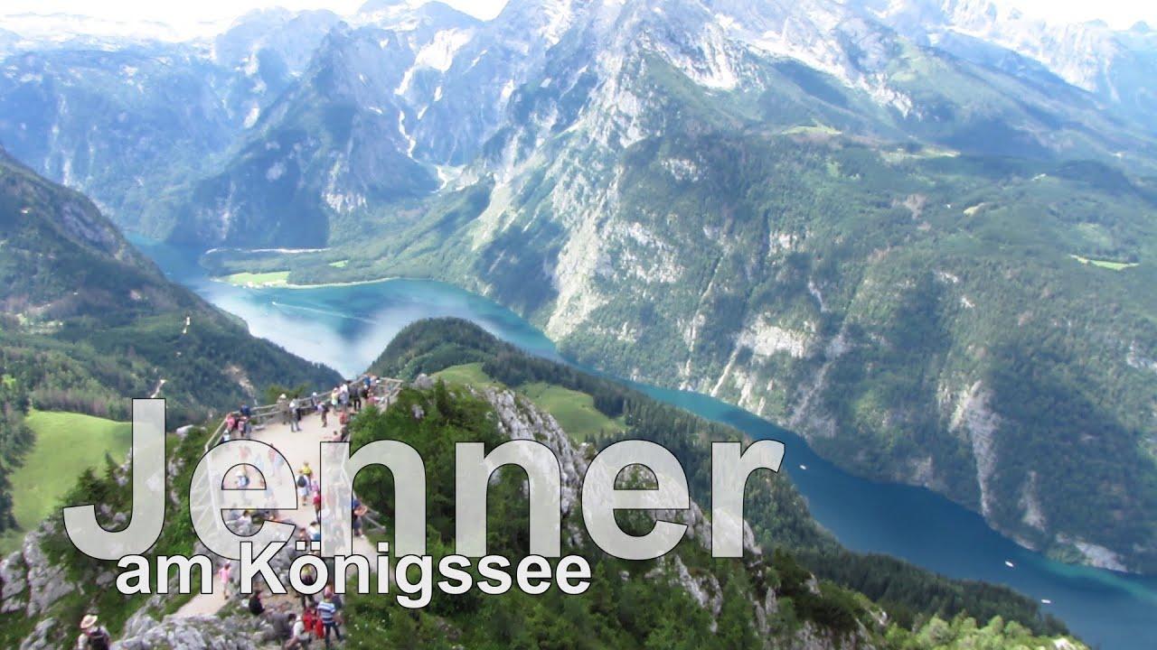 Berchtesgaden Auf Den Jenner Mit Der Jennerbahn