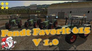 """[""""Fendt Favorit 615"""", """"Mod Vorstellung Farming Simulator Ls17:Fendt Favorit 615""""]"""