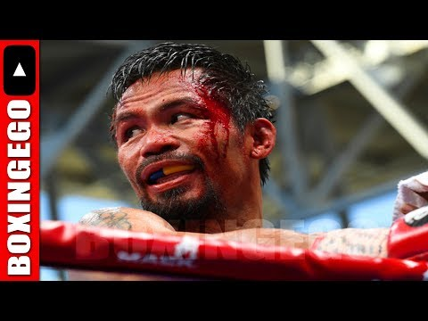 FREDDIE ROACH FINALLY ADMITS FEARS OF PACQUIAO FACING TERENCE CRAWFORD LIKES LOMACHENKO BOUT
