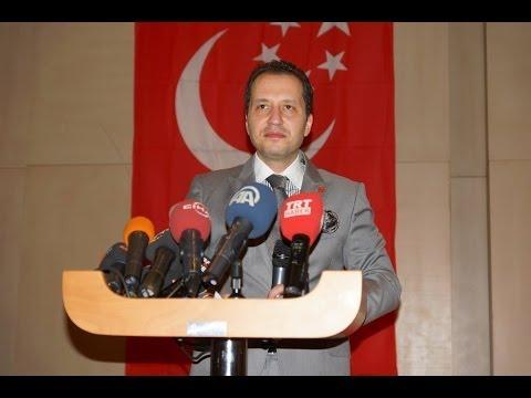 Dr. Fatih Erbakan Saadet Partisi Resmen Genel Başkan Adayı