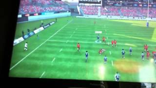 Super Rugby Semi Final