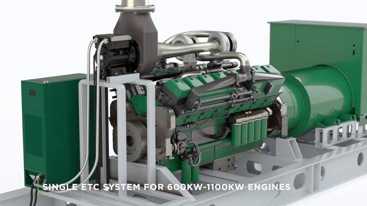 ETC 1000 | Engine Efficiency Technology | Bowman Power