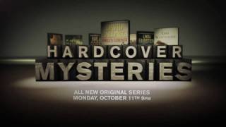 Hardcover Mysteries Promo