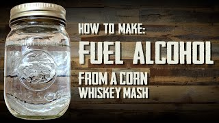How to Make Moonshine - Corn Whiskey Recipe