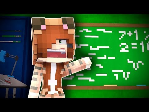 Minecraft Daycare - TINA THE TEACHER !? (Minecraft Roleplay)