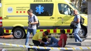 Barcelona attack raises questions about security tactics
