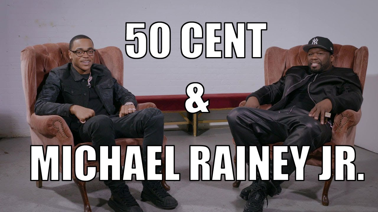 Download 50 Cent and Michael Rainey Jr. Interview - Power Book II: Ghost, Acting Goals and Making Stars