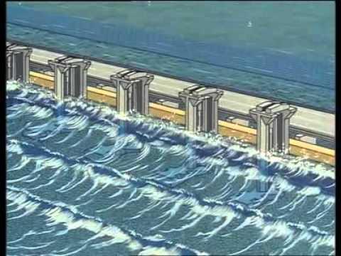 Engineering construction of irrigation river Netherlands ( part I )