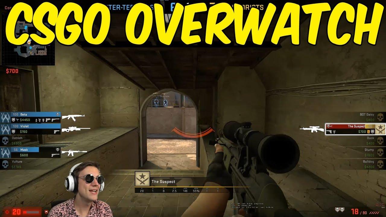Overwatch 400 Fps